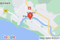 Google Map of Lomahuoneisto Kaksio Pikk