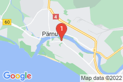 Google Map of Kaksio - Vingi