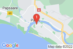 Google Map of Lomahuoneisto  Vee