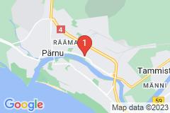 Google Map of Lomatalo Tähe