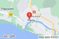 Google Map of Lomahuoneisto Mihkli