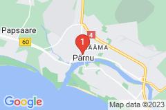 Google Map of Lomahuoneisto Kaksio Elupuu IV