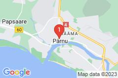 Google Map of Lomahuoneisto Kolmio Elupuu III