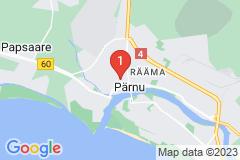 Google Map of Lomahuoneisto Kadri