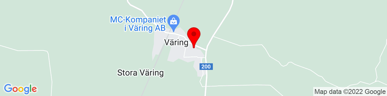 Google Map of 58.510601030043475, 13.967483057841491