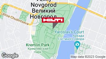 Региональный представитель Hilti в г. Великий Новгород