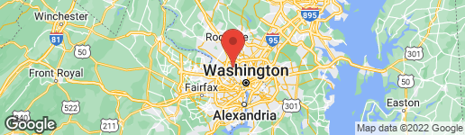 Map of 5808 MARBURY ROAD BETHESDA, MD 20817