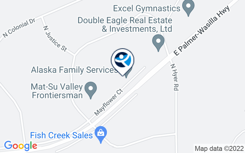 Alaska Family Services - Behavioral Health Treatment Center Location and Directions