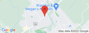 Google Map of 5872+Hazeldean+Road%2COttawa%2COntario+K2S+1B9