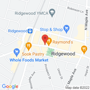 59 E Ridgewood Ave Ridgewood NJ 07450 Map