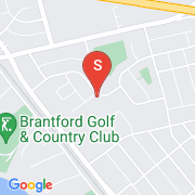 Road Map of 59 SKY ACRES Drive, Brantford, Ontario