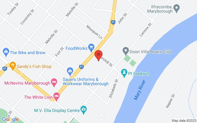 Blue Care Maryborough Community Care Location