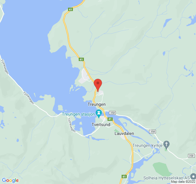 Kart over Fleirbrukshuset