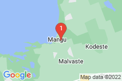Google Map of Mökki - Kalda/Mangu
