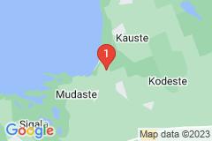 Google Map of Mökki - Kalda/Mangu