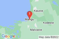 Google Map of Lomamökki Mangu
