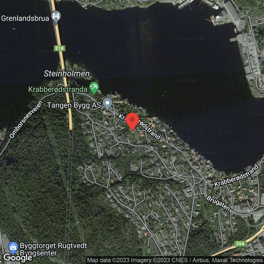 Stahelle - Krabberødstrand