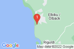 Google Map of Lomamökki Elbiku