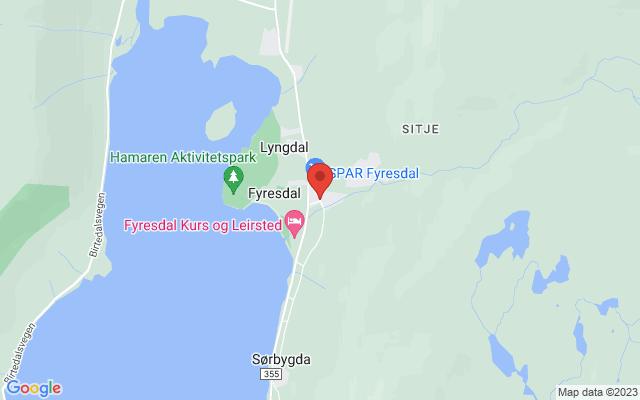 Kart over Folkestadbyen