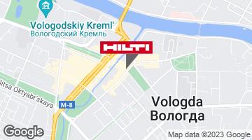 Региональный представитель Hilti в г. Вологда