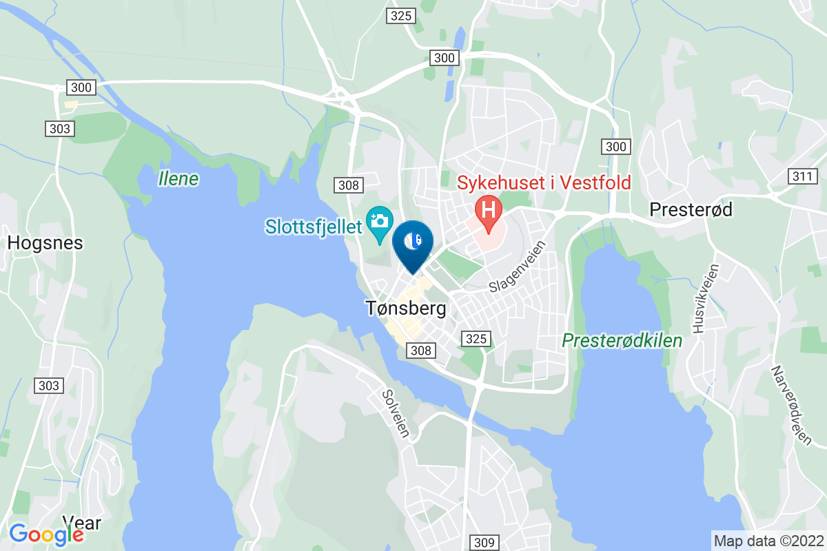 Google Map of 59.26966769999999,10.408445700000016
