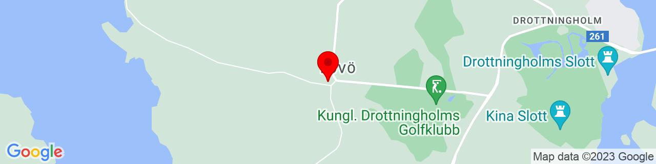 Google Map of 59.321125, 17.839908333333334