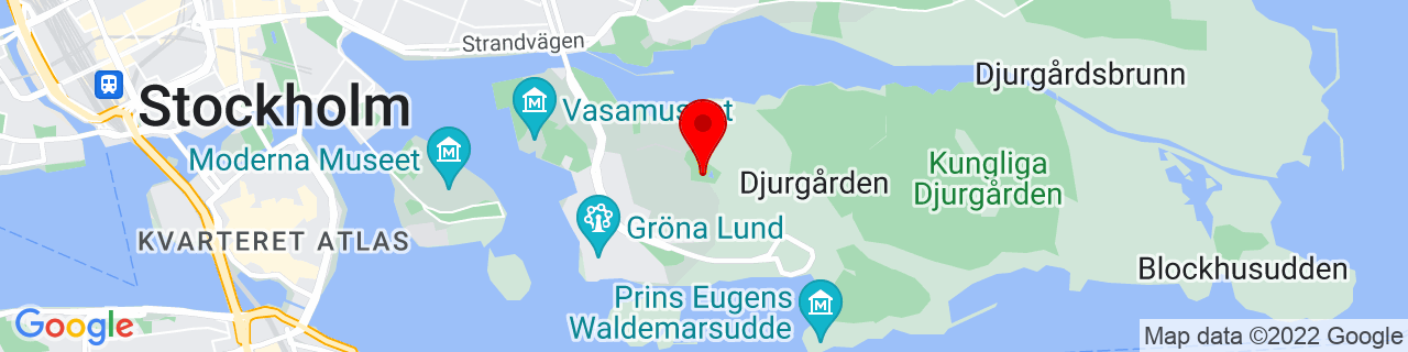 Google Map of 59.32653459614145, 18.104524612426758