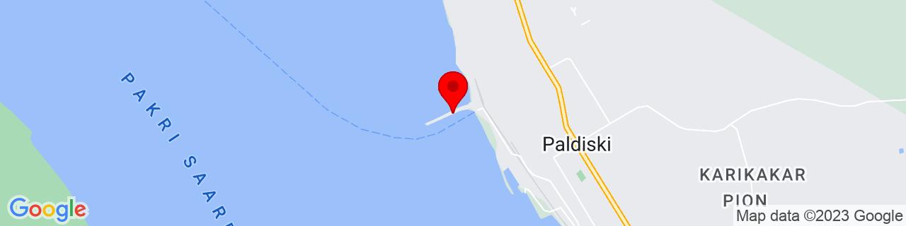 Google Map of 59.3547774017619, 24.040144690527313