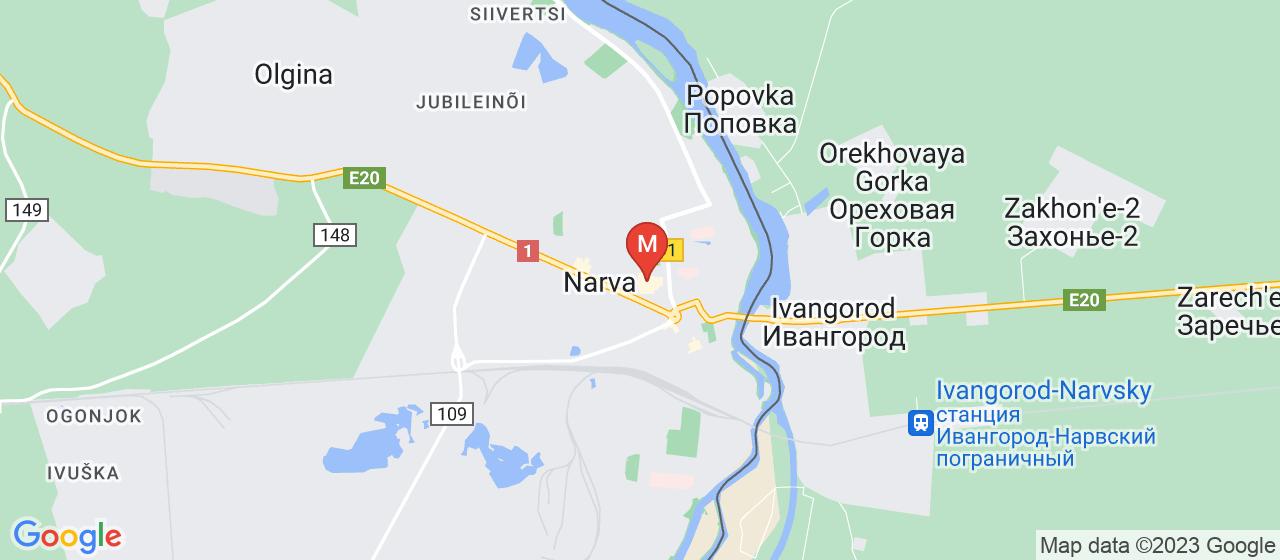 MyFitness Narva