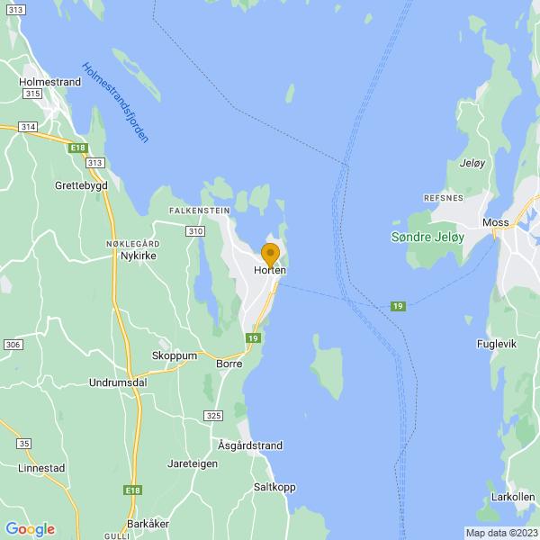 Google Map of 59.417084,10.483212900000012