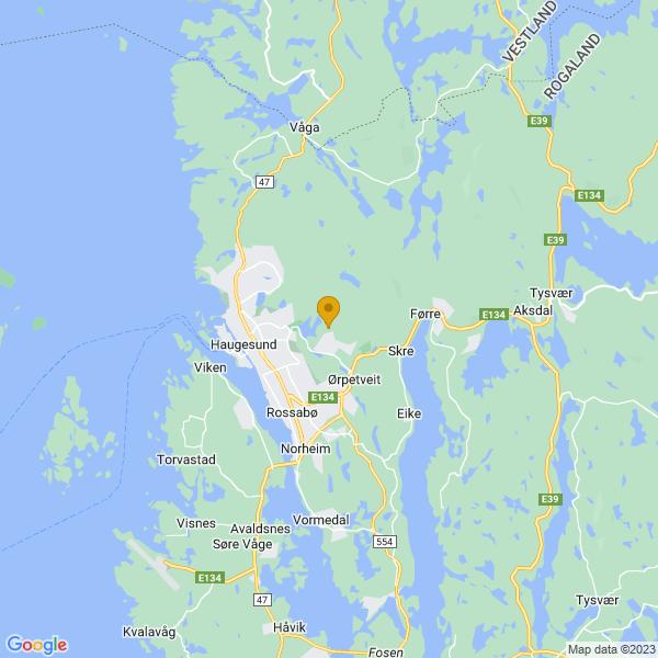 Google Map of 59.4186649,5.321445100000005