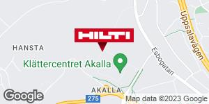 Hilti-butik Uppsala