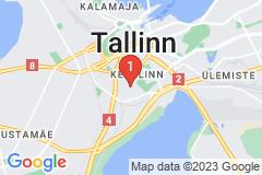 Google Map of Huoneisto - kolmio Kodu
