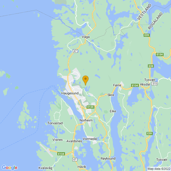 Google Map of 59.4231429376623,5.305866487974353
