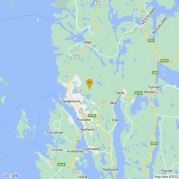 Google Map of 59.42718799999999,5.3116191999999955