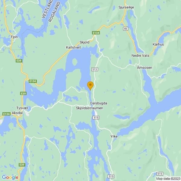 Google Map of 59.450176,5.616010699999999