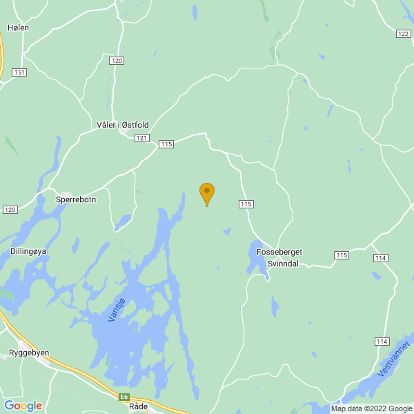 Google Map of 59.4530455,10.9330069