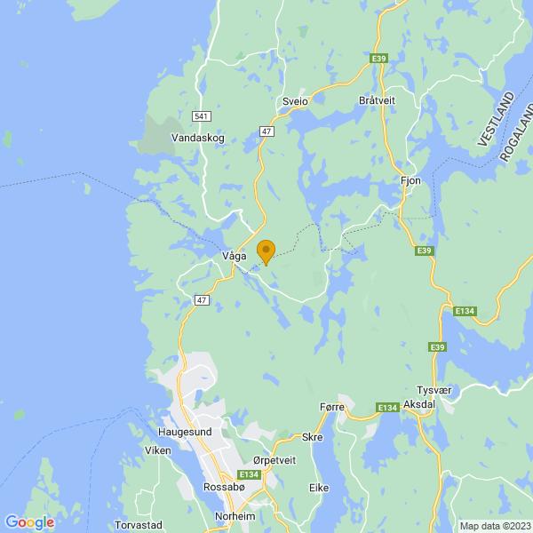 Google Map of 59.47853120000001,5.330803599999999