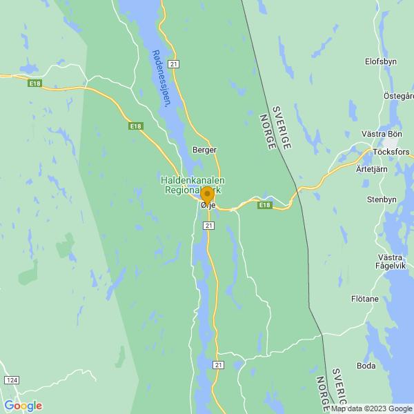 Google Map of 59.479560490466675,11.65926218032837