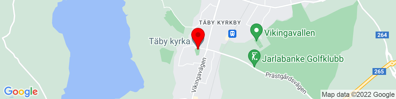 Google Map of 59.490772222222226, 18.05673888888889
