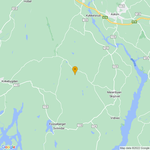 Google Map of 59.4986833,11.053159