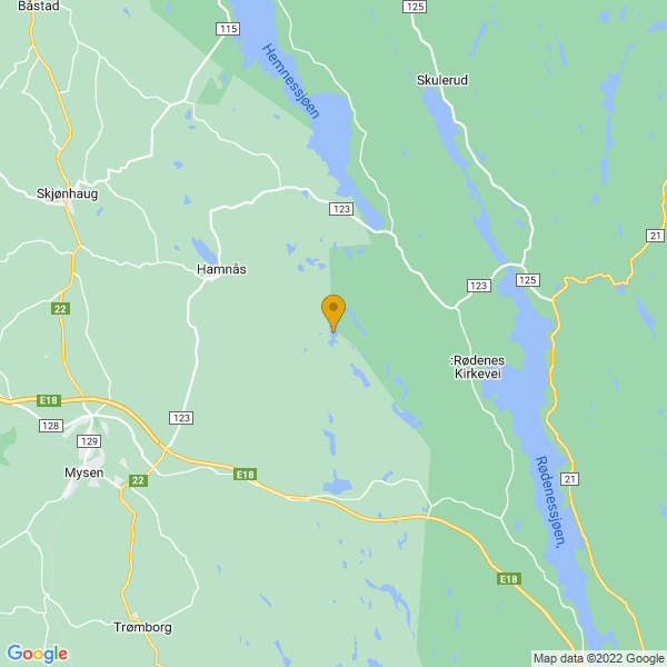 Google Map of 59.5971662,11.4802026