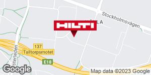 Hilti-butik Örebro