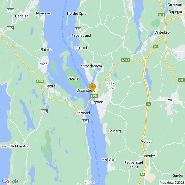 Google Map of 59.67391929999999,10.6203116