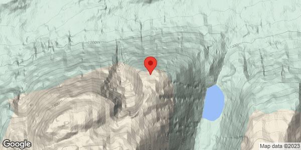 Fantail area alpine