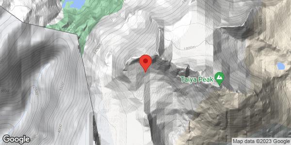 Taiya Glacier