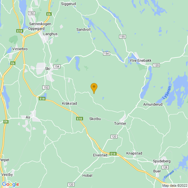 Google Map of 59.691491009563975,10.937286615371704