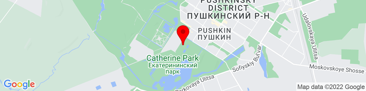 Google Map of 59.7158617073422, 30.396562824267562