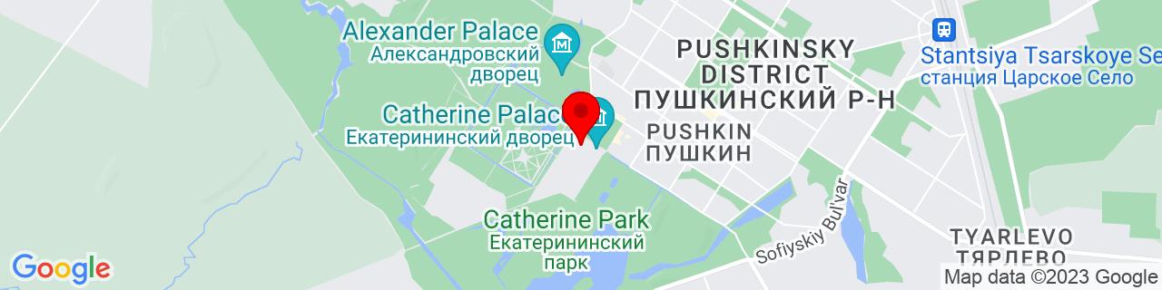 Google Map of 59.71744151546881, 30.39484621049803