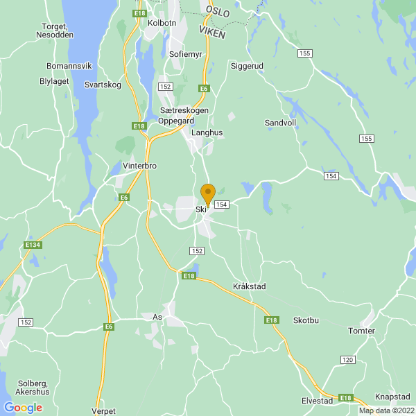 Google Map of 59.7204723,10.8427028